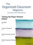 Organized Classroom Magazine